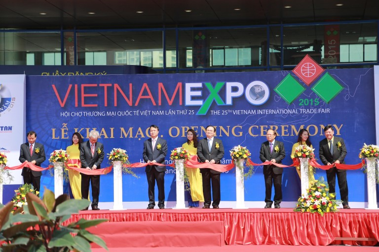 Vietnam Expo – Business Opportunities For Enterprises